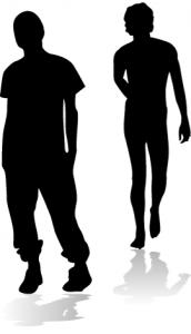 二人の男と荷車曳き-夢野久作-イメージ