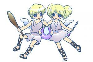 双子の星-宮沢賢治-イメージ